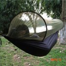 camping hiking outdoor survivor portable mosquitoe hammock wear-resisting large tent 1-2 P