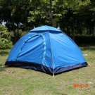 Outdoor Camping Tent Double Speed Open Tent Waterproof Anti Ultraviolet Can Carry Rest Bea