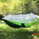 Outdoor Camping Hammock Tents Portable Hanging Mosquito Net Tents 210T Nylon Fabric Tents
