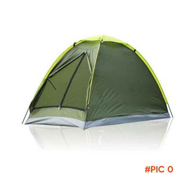 Outdoor Travel 1 People Camping Tent Single Layer  Waterproof Tents Portable Tent for Outd