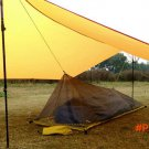1 Single Person Ultralight Outdoor Camping Tent Summer Mesh Tent Body Inner Tent Vents mos