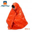 Insulating Mylar Material Thermal First-Aid Blanket Outdoor Survival Life-saving Waterproo
