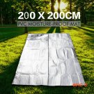 Waterproof Inflatable Folding Outdoor Camping Mat Mattress Sleeping Mattress Mat Pad Alumi