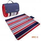 Foldable Outdoor Camping Mat Seat High Quality Suede Cushion Portable Waterproof Picnic Ma