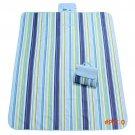 Outdoor camping mat air mattress picnic blanket picnic mat pads Aluminum Foil mats Double