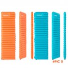 Outdoor Camping Hiking Manual Inflatable Mat Float Hand Press Dampproof Sleeping Pad Campi