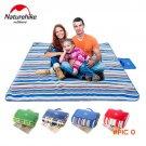 NatureHike 2*2M  2*1.5M Picnic Camping Mat Waterproof Outdoor Beach Multiplayer Baby Climb