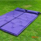 Outdoor Camping Mat Automatic Inflatable Mat Sleeping Pad Tent Air MattressWaterproof Damp