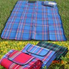 FE5# 150x200cm Outdoor Foldable Beach Picnic Camping Mat Moistureproof Waterproof Baby Cli