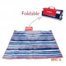 Outdoor Beach Picnic Camping Mat  Waterproof Moistureproof Baby Climb Tent Mat Soft  Blank