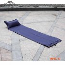 Outdoor Camping Mat Automatic Inflatable High Rebound Sponge Moistureproof Tent Mat with P