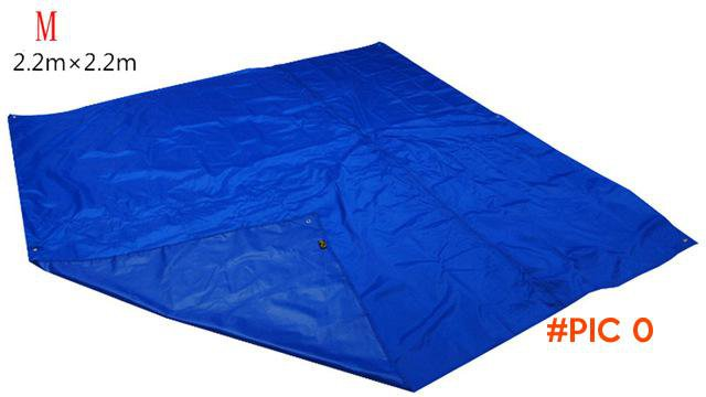 Outdoor Camping Mat Oxford Picnic Blanket Waterproof Outdoor Tarp Mattress Rug Kamp Malzem