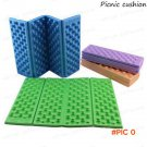 2PCS/Pack Free Shipping Foldable Camping Mat Barraca Sitting Mats Picnic Cushion Pad for C