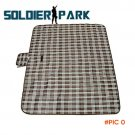Outdoor Foldable Portable Camping Mat 120cm*150cm Waterproof Moistureproof Picnic Barbecue