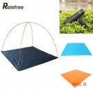 Waterproof Oxford Thicken Picnic Blanket Mat Hiking Beach Camping Mat Pad 210x200cm 210x150cm BC606