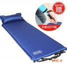 High quality automatic inflatable outdoor camping mat with pillows can be spliced BC612