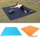 Delicate Promotion Tarp Airbed Waterproof Outdoor Picnic Beach Camping Mat Camping Tarpaul