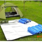 Outdoor Picnic Camping Mat 200*150cm/200*200cm Moisture Waterproof Aluminum Film Insulatio