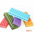 Multicolors Camping Mat Waterproof Anti-wet Honeycomb Camp Mat Massage Sport Mat Pad XPE F