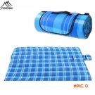 200*150CM Waterproof Moistureproof Camping Mat Outdoor Beach Picnic Camping Mat Multiplaye