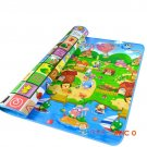 Baby Crawling Mats Baby Play Mat Outdoor Camping Mat Children Rug Letters Baby Mat Kids To