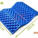 2pcs/lot Camping Mat Anti slip moisture proof folding foldable foam seat cushion pad PE Po