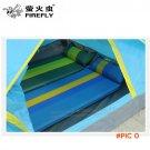 Air Mattress 2 Persons Camping Mat Air Bed Hangout  Almofatas Hinchable Sleeping Pad Built