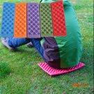 Outdoor travel Foldable chair cushion XPE Foam cushion portable moisture picnic mattress f