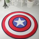 Anti-slip Round floor mat pad baby Play mat silicone bottom door bathroom bath beach kitch