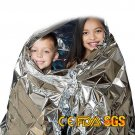 Multifunction Camping Mat Insulation Mylar Material Thermal First-Aid Blanket Outdoor Surv