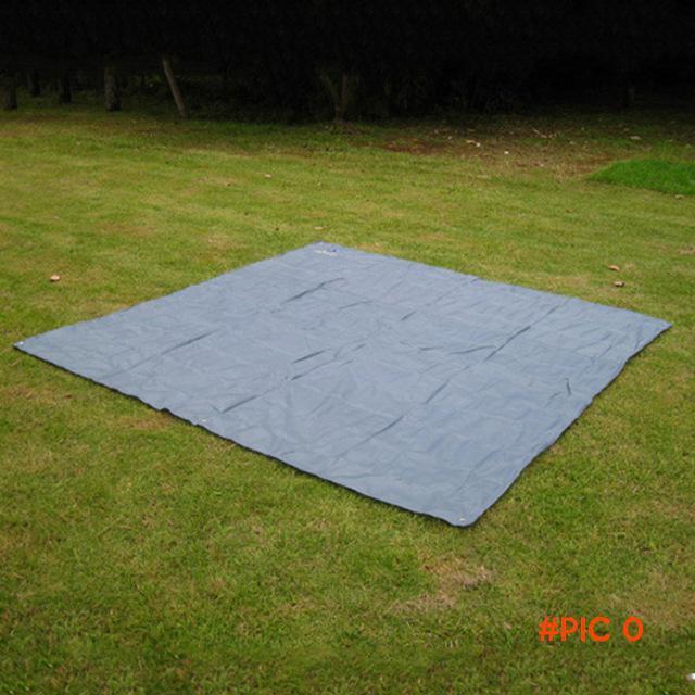 Outdoor Hiking Camping Mat Mattress Oxford Cloth Canopy bbq Picnic Mat 2016 new BC784