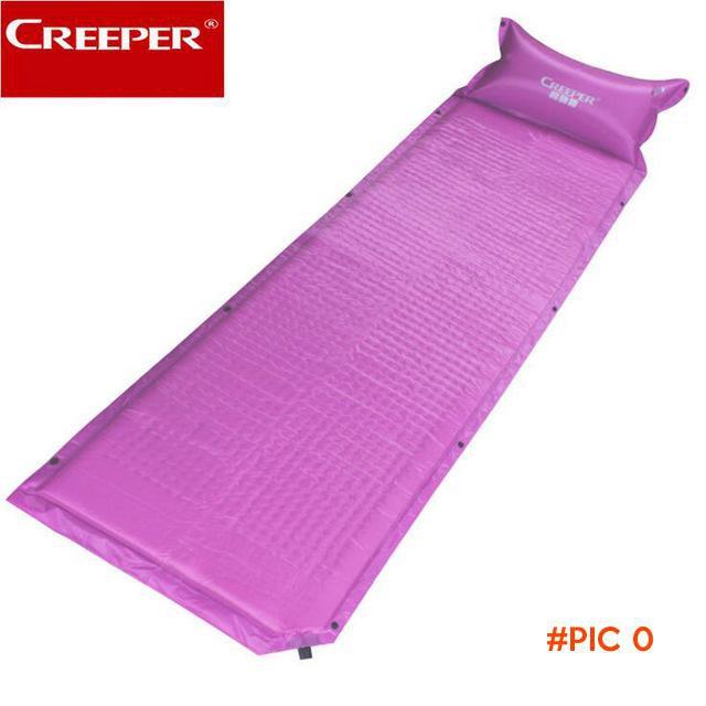Brand CREEPER Outdoor Camping Sleeping Mats10 Seconds Fast Inflatable Picinic Camp Mats Da