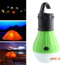 Soft Light Outdoor Hanging LED Camping Tent Light Bulb Fishing Lantern Lamp Wholesale free