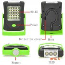 LED Night Light Flashlight LED Torch Lantern Work Light 23 Portable LED Lights Camping Bic