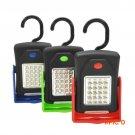 Portable LED Night Light Flashlight LED Torch Lantern Work Light 23 LED Camping Bicycle La