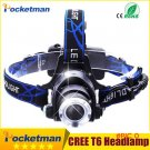 USA EU Hot HP79 Head light Head lamp Cree XM-L T6 led 3000LM rechargeable Headlamps Headli