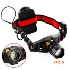 Adjustable Focus Zoom in/out 800LM CREE Q5 LED Headlight Headlamp Outdoor Camping Sports H