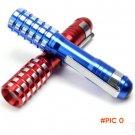 1 PCS Portable Aluminum LED Flashlight Torch AAA Batteries power Mini flashlight outdoor l