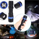 3000 Lumen Zoomable CREE XM-L Q5 LED Flashlight Torch Zoom Lamp Light 3 Mode outdoor hunti