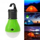 Outdoor Led Camping Lamp Tent Light Torch Flashlight Hanging Flat LED Light 3 Mode Adjusta