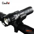 High Quality Professional XM-L T6 3800LM Bicycle Light Torch Waterproof Zoomable LED Flash