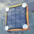 Universal Waterproof Fire-proof Dual USB Ports 5600mAh Solar Power Bank External Battery T