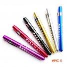 Mini Medical Surgical Doctor Nurse Emergency Reusable Pocket Pen Light Torch Flashlight Fo