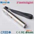 zk90 Round Moon Shape Light Aluminium Alloy Mini Led Flashlight XML Cree Led Flashlight To