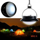 Camping Outdoor Light 60 LED Portable Tent Umbrella Night Lamp Hiking Lantern BC457