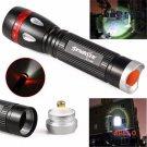 High Quality 3000 Lumens 3 Modes  CREE XML T6 LED 18650 Flashlight Torch Lamp Light Outdoor BC616