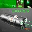 PromethFire Green Laser Flashlight Pointer light Tactical Laser Torch Adjustable Flash Lig