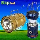 Large flashlight Solar charging camping lantern camping lantern Portable lamp Outdoor ligh
