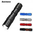 Mini Flashlight 5W Waterproof LED tactical flashlight Outdoor Camping Light Torch for AA b