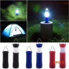 3 Colors 3W Tent Camping Lantern Light Hiking LED Flashlight Torch Outdoor Lamp Camping Li